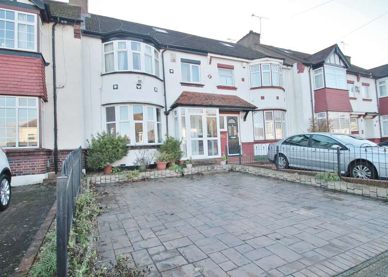 3 Bedrooms Terraced House for sale in The Fairway , Gravesend , DA11 7LN