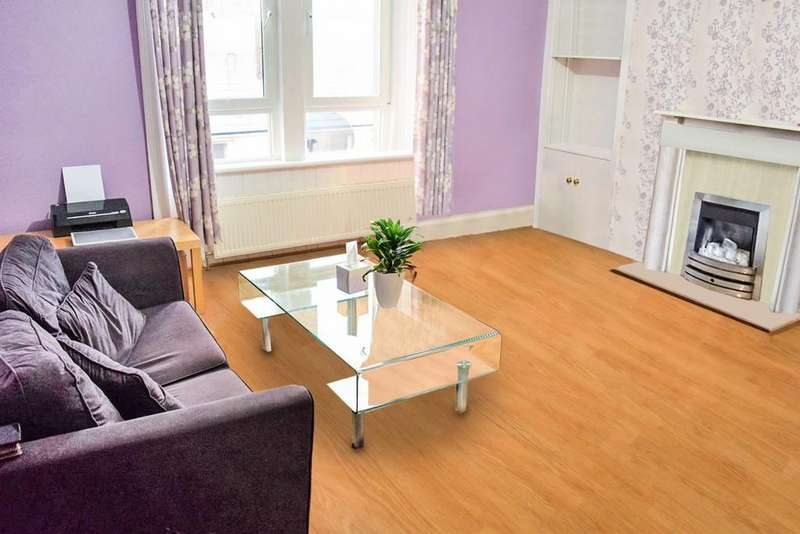 1 Bedroom Flat for sale in Wolseley Street, Dundee