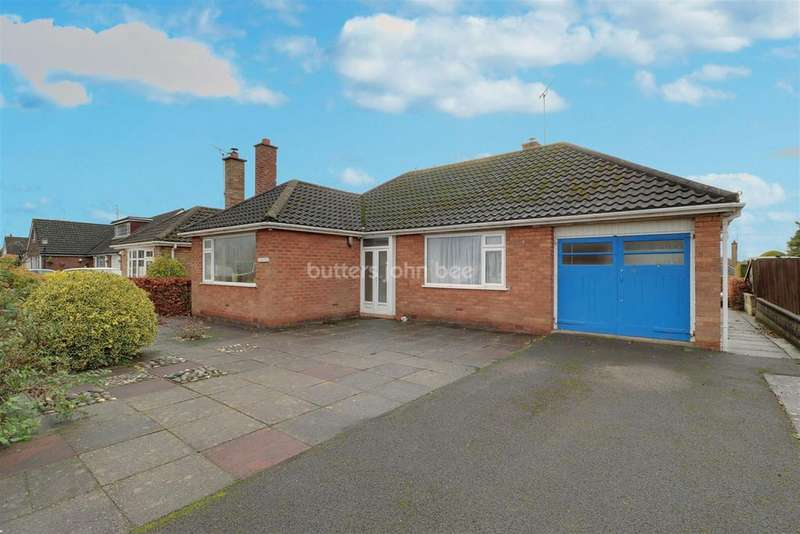 2 Bedrooms Bungalow for sale in Sandylands Cresent, Church Lawton