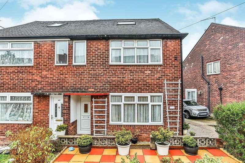 3 Bedrooms Semi Detached House for sale in Ferrars Road, Sheffield, S9