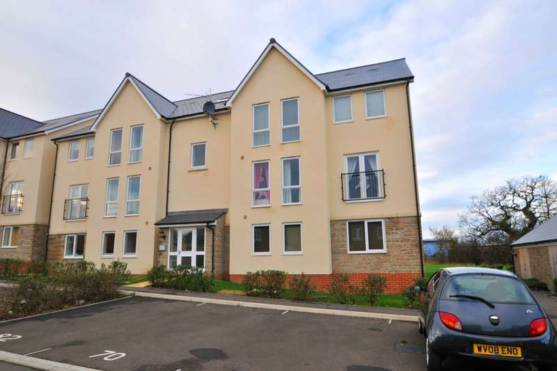 2 Bedrooms Flat for sale in Greenfield Road, Keynsham, Bristol, BS31