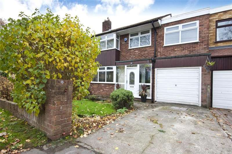 4 Bedrooms Semi Detached House for sale in Lower Road, Liverpool, Merseyside, L26