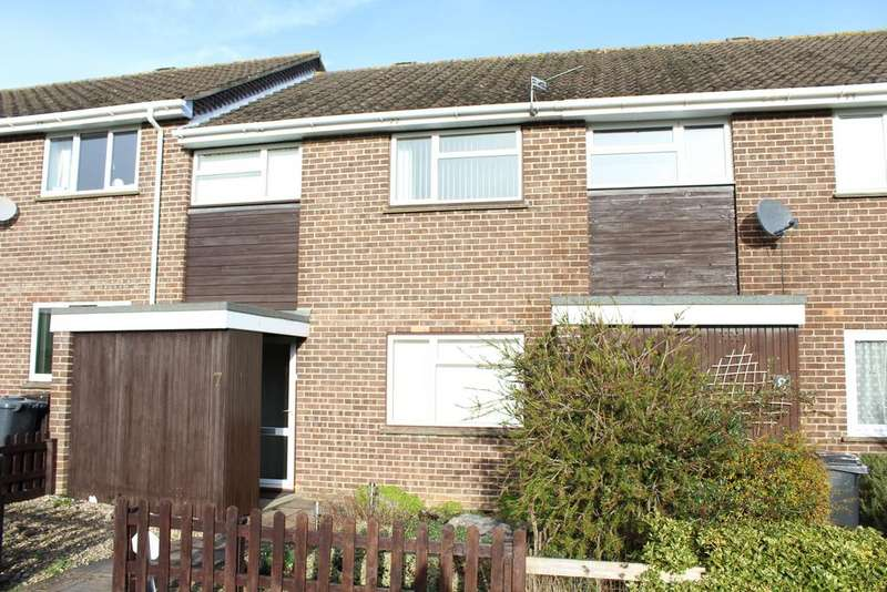 3 Bedrooms Terraced House for sale in Lancaster Close, Hungerford RG17