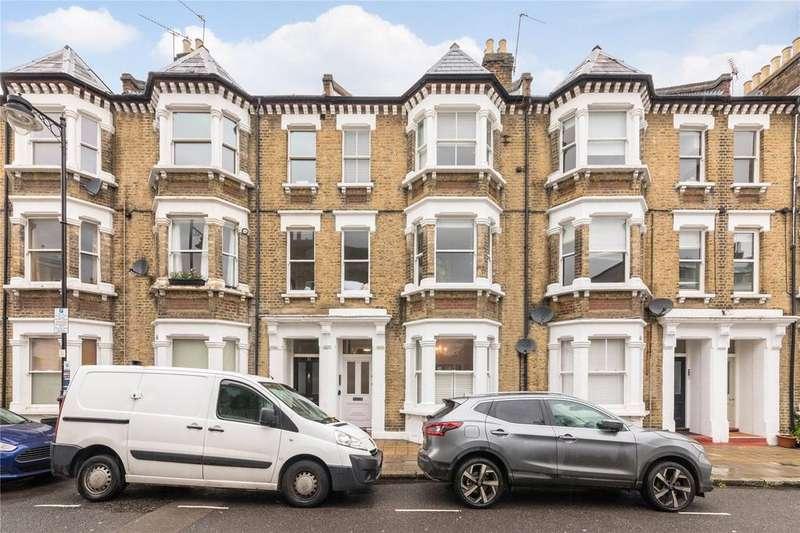 1 Bedroom Flat for sale in Cruden Street, Angel, Islington
