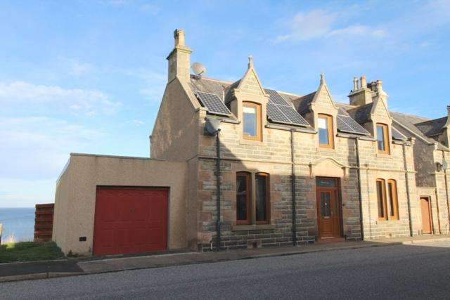 3 Bedrooms Detached House for sale in Duncraig, 21 Chancellor Road, Portessie, Buckie AB56 1TD