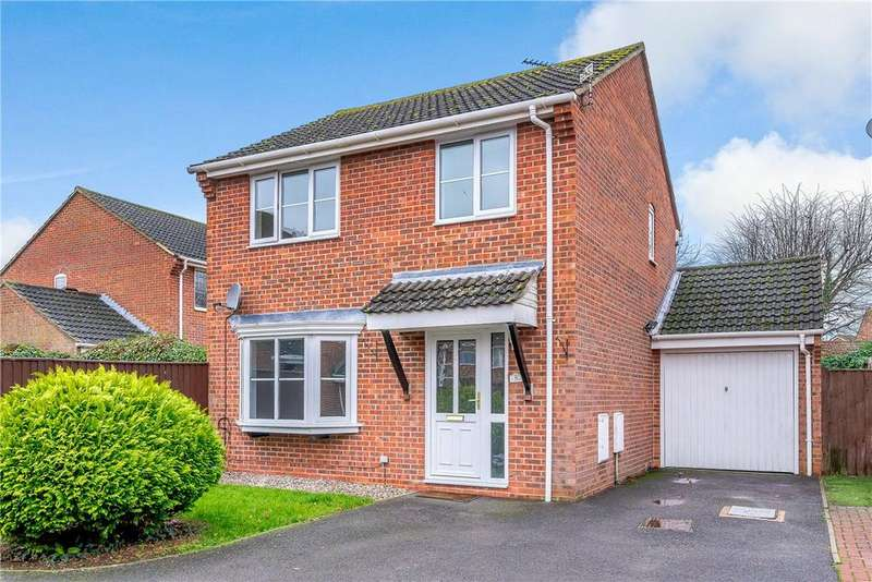 3 Bedrooms Detached House for sale in Goose Green Way, Thatcham, Berkshire, RG19