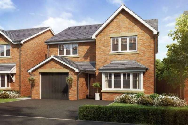 4 Bedrooms Detached House for sale in Maidstone St. Kevins Drive, Kirkby, Liverpool, L32
