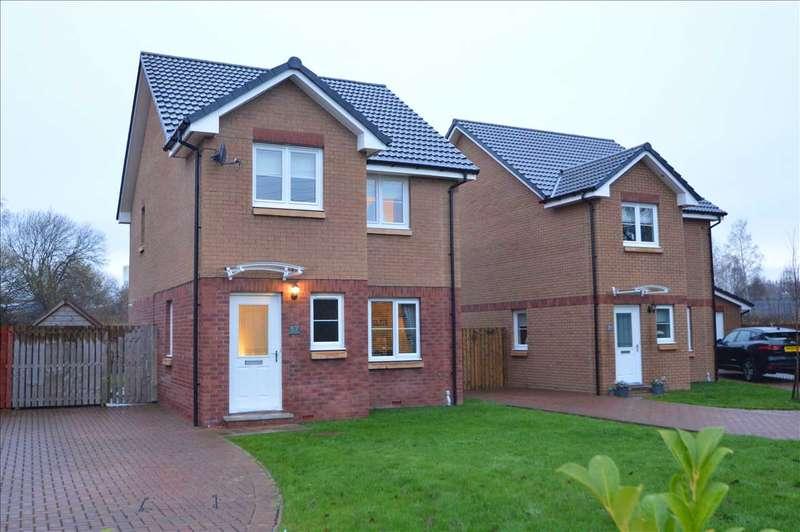 3 Bedrooms Detached House for sale in Adamson Street, Bellshill