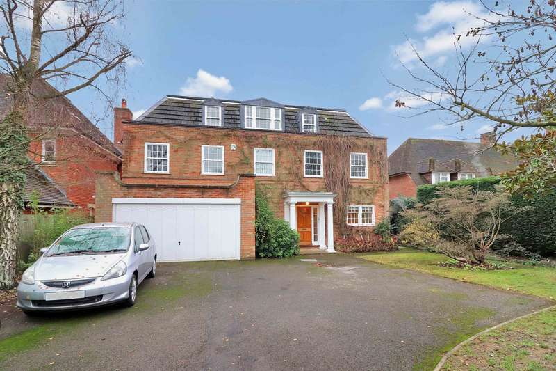 5 Bedrooms Detached House for sale in Curzon Avenue, Beaconsfield, HP9