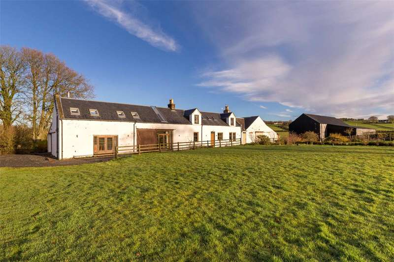 4 Bedrooms Farm Commercial for sale in Bogend Farm - Lot 1, By Galston, East Ayrshire, KA4