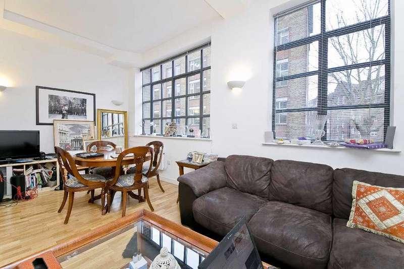 Studio Flat for sale in Boundary Street, London, Shoreditch
