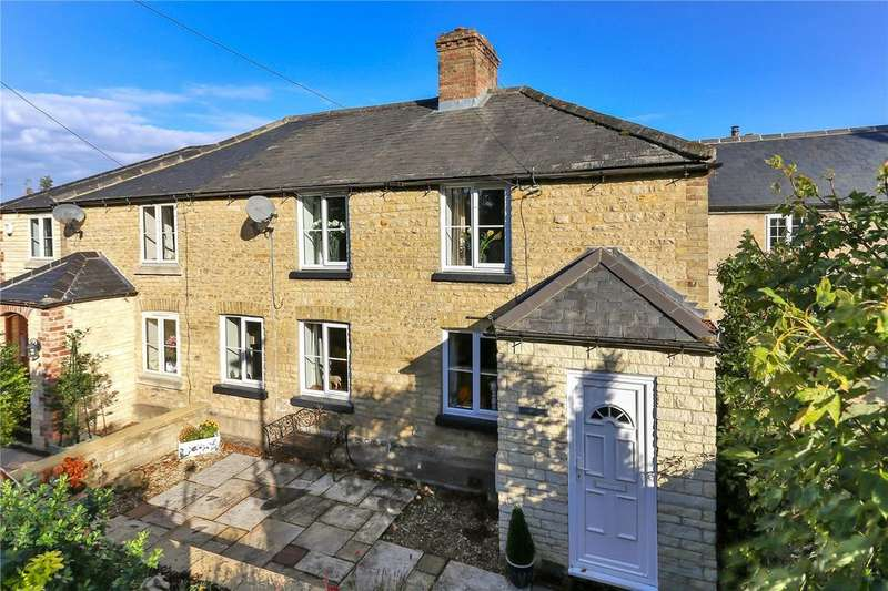 3 Bedrooms Semi Detached House for sale in Honey Cottage, Toll Bar, Great Casterton, Stamford