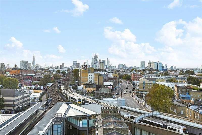 2 Bedrooms Flat for sale in Zenith Building, 590 Commercial Road, London