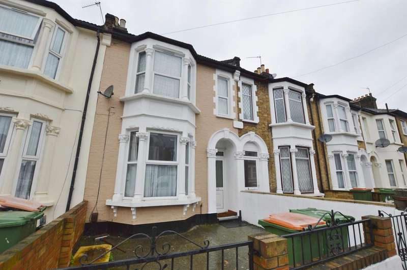 2 Bedrooms Flat for sale in Cecil Road, Plaistow, London, E13 0LR