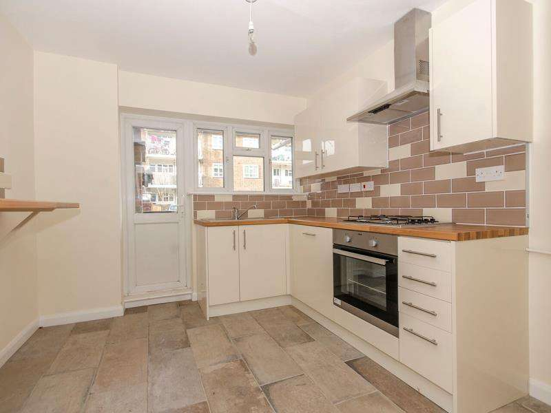 2 Bedrooms Flat for sale in Alexandra Road N10
