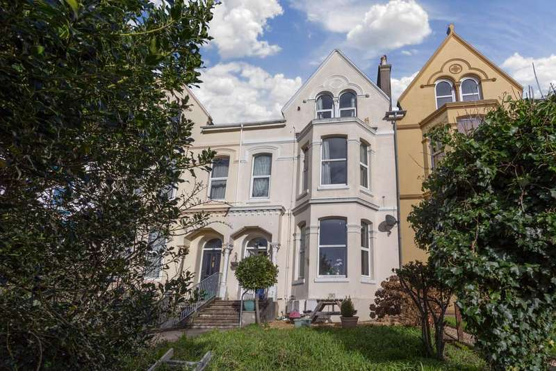 5 Bedrooms Terraced House for sale in Connaught Avenue, Mutley, Plymouth