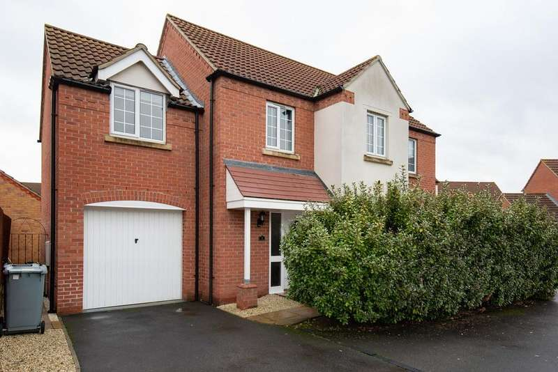 4 Bedrooms Detached House for sale in Elsea Park Way, Bourne, PE10