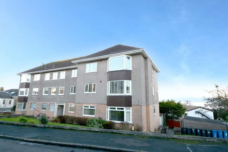 3 Bedrooms Apartment Flat for sale in 48 Overton Crescent, West Kilbride, KA23 9HG