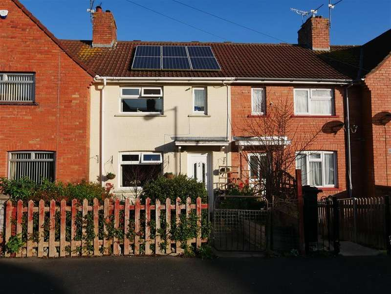 2 Bedrooms Terraced House for sale in Padstow Road, Knowle, Bristol, BS4 1EL