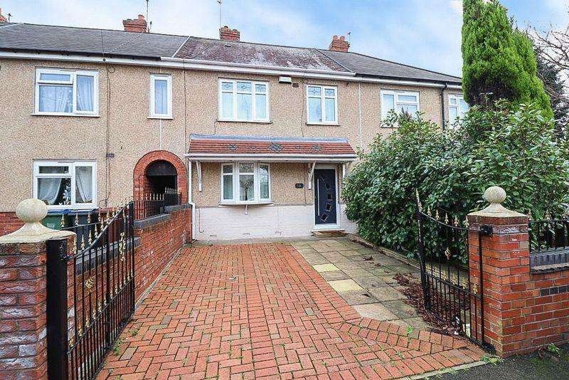 3 Bedrooms Terraced House for sale in Windsor Road, Tipton
