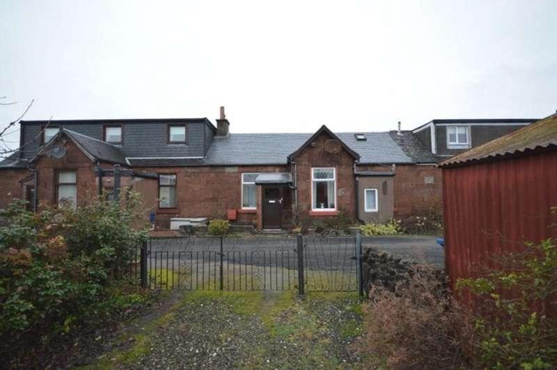 1 Bedroom Terraced Bungalow for sale in Milton Cottages, Jamestown G83 9HA