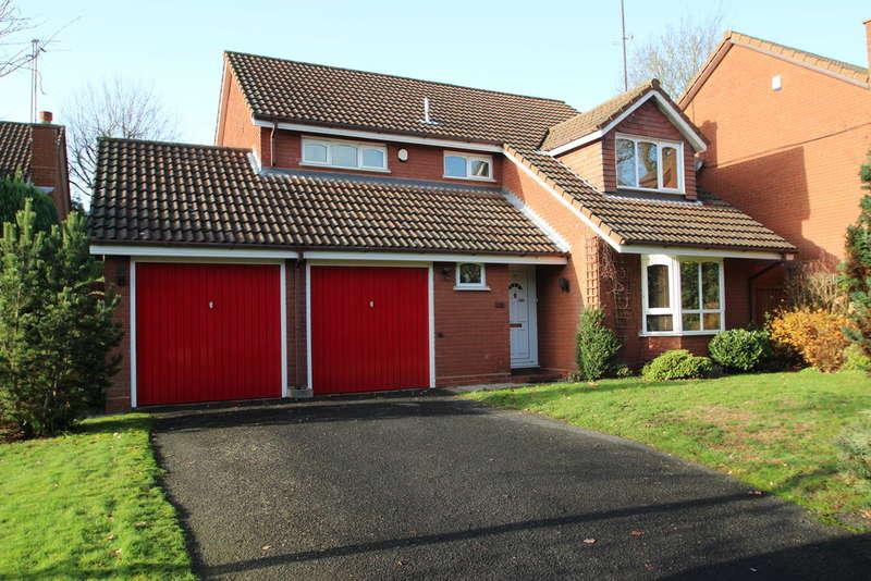 4 Bedrooms Detached House for sale in Sheringham, Edgbaston