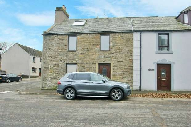 3 Bedrooms Property for sale in Breadalbane Terrace, Wick, Caithness, KW1 5AG