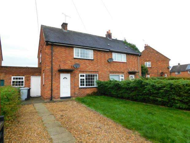 2 Bedrooms Semi Detached House for sale in Oakfield Close, Wrenbury, Nantwich