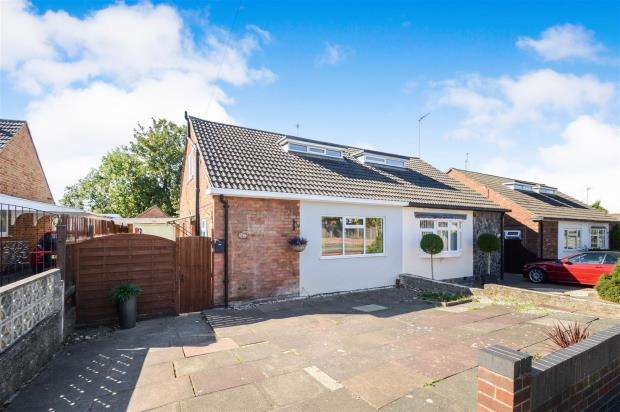 2 Bedrooms End Of Terrace House for sale in Griffin Close, Shepshed