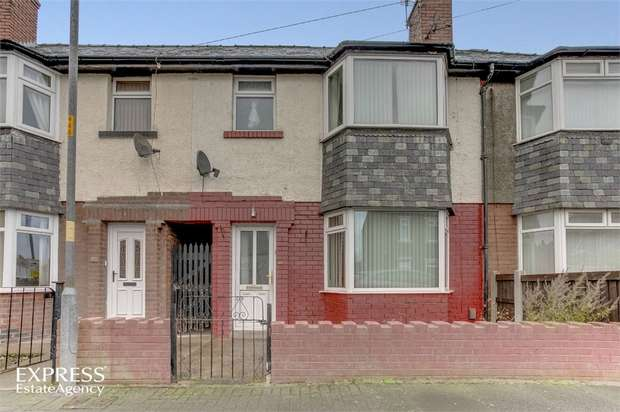 3 Bedrooms Terraced House for sale in Bedford Road, Carlisle, Cumbria