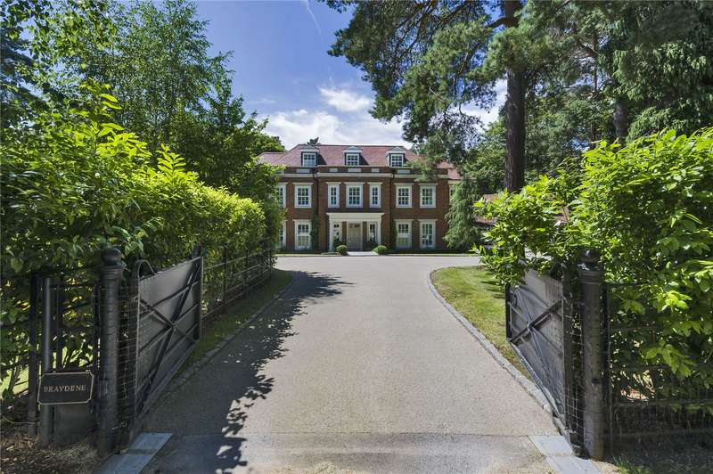 6 Bedrooms Detached House for sale in Heathfield Avenue, Sunninghill, Ascot, Berkshire, SL5