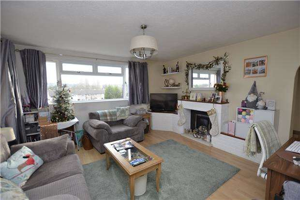 2 Bedrooms Flat for sale in Station Road, Henbury, BRISTOL, BS10 7LY