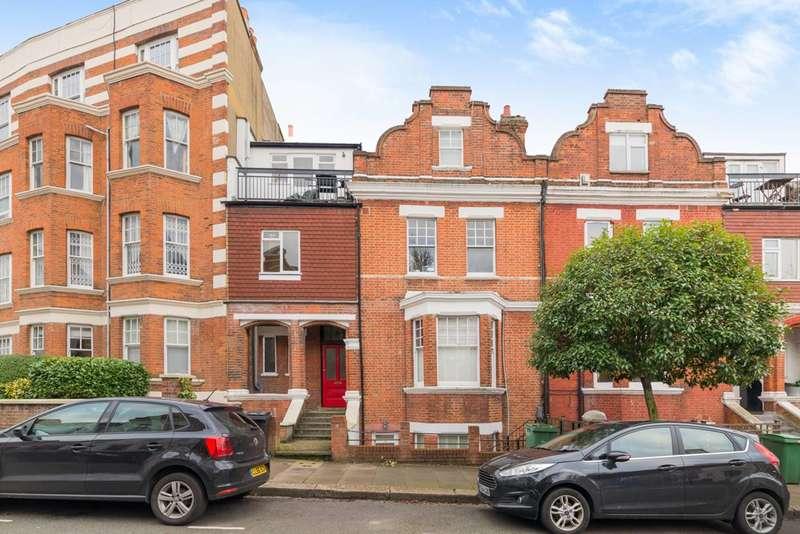 1 Bedroom Flat for sale in Dennington Park Road, West Hampstead, NW6