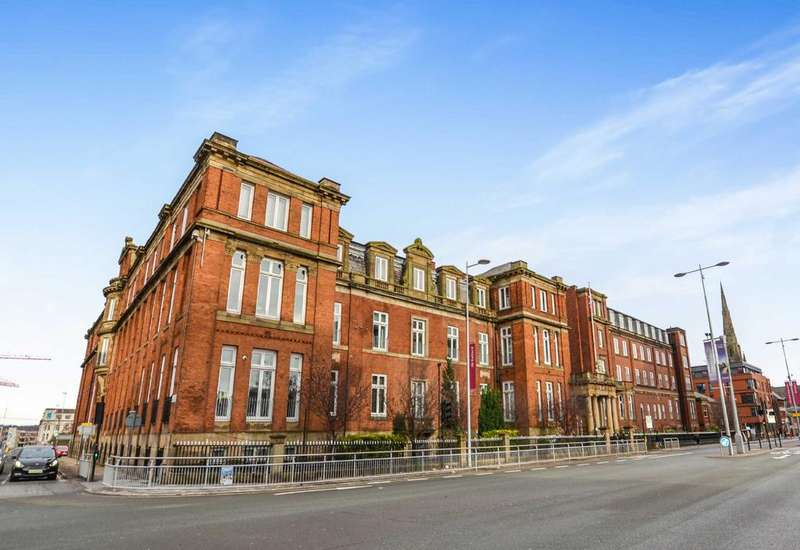 1 Bedroom Apartment Flat for sale in The Royal, Chapel Street, Salford, Greater Manchester, M3