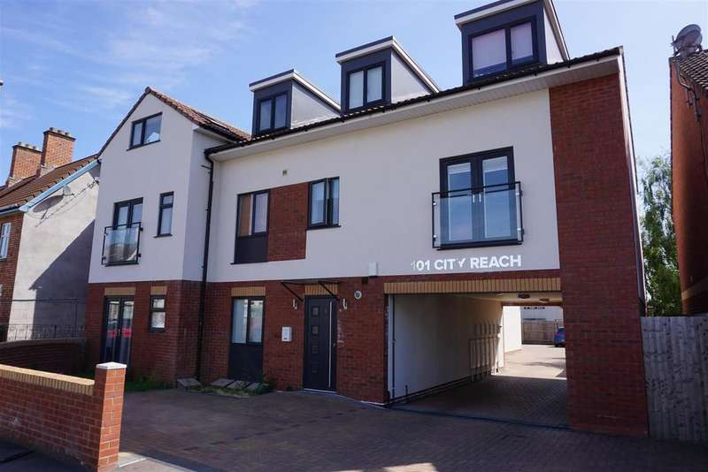2 Bedrooms Apartment Flat for sale in Wick Road, Brislington, Bristol