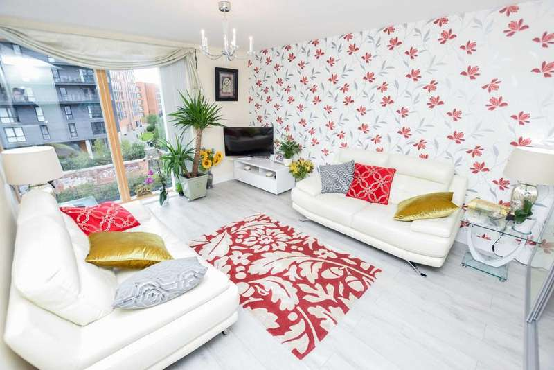 2 Bedrooms Apartment Flat for sale in The Vie, Water Street, Castlefield, Manchester, M3