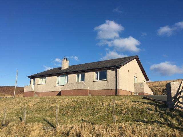 3 Bedrooms Detached House for sale in 2 Gravir, South Lochs, Isle of Lewis HS2