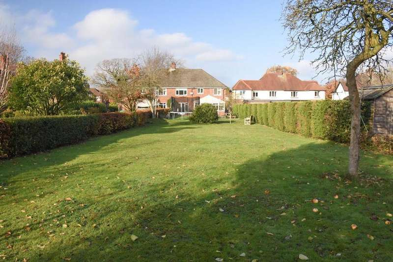 4 Bedrooms Semi Detached House for sale in Hodge Lane, Hartford