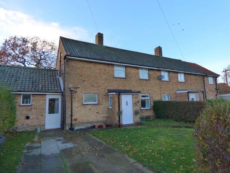 3 Bedrooms Semi Detached House for sale in Draycot, Nettleton, Market Rasen