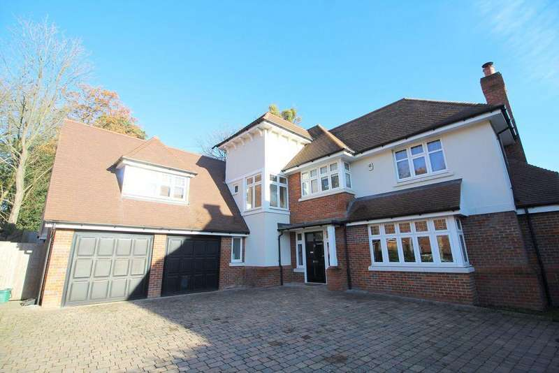 6 Bedrooms Detached House for sale in Barons Wood, Englefield Green, TW20
