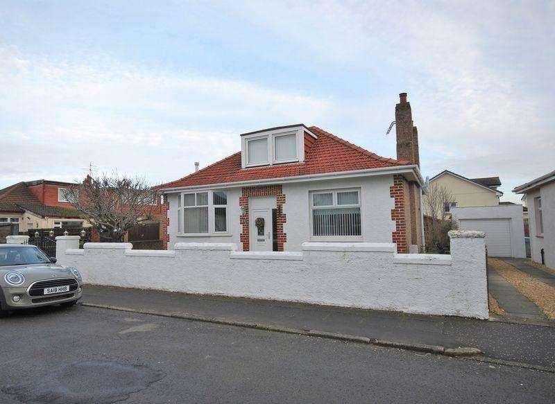 4 Bedrooms Detached Bungalow for sale in 92 Boydfield Avenue, Prestwick, KA9 2JJ
