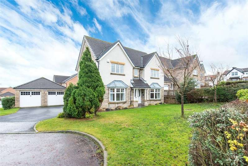 4 Bedrooms Detached House for sale in Craigallan Park, Bo'ness, West Lothian