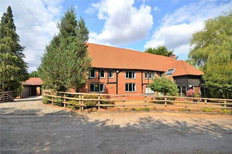 5 Bedrooms Barn Conversion Character Property for sale in Clay Hill, Beenham, Reading, Berkshire, RG7