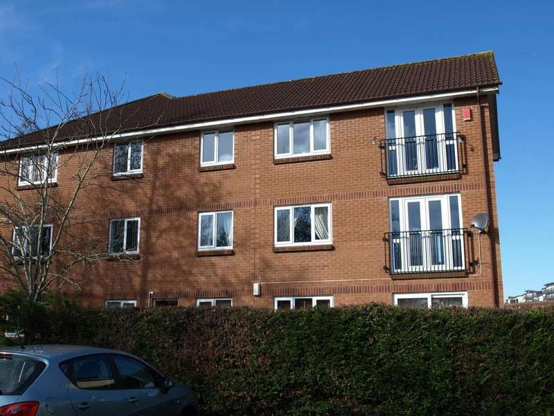 2 Bedrooms Apartment Flat for sale in Whiteway Close, St. Annes Park, Bristol