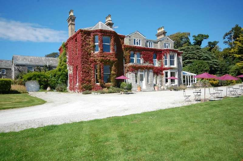 11 Bedrooms Country House Character Property for sale in Hellandbridge, Cornwall