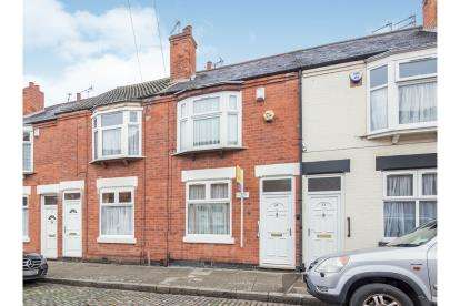 3 Bedrooms Terraced House for sale in Agar Street, Leicester, Leicestershire