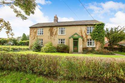 3 Bedrooms Detached House for sale in Bank Farm, Bank Lane, Smallwood, Sandbach