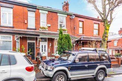3 Bedrooms Terraced House for sale in Grange Road North, Hyde, Greater Manchester