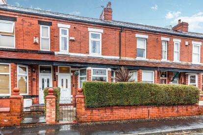 3 Bedrooms Terraced House for sale in Linley Road, Sale, Manchester, Greater Manchester