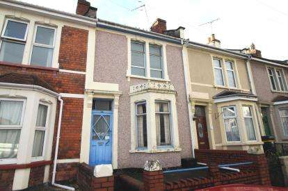 3 Bedrooms Terraced House for sale in Hebron Road, Bedminster, Bristol